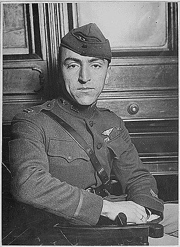 English: Captain Edward Rickenbacker, America'...