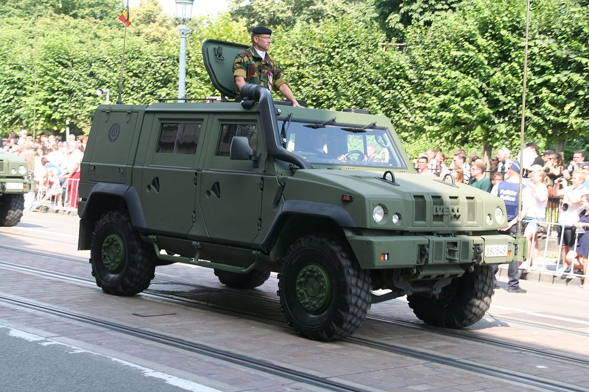 Iveco Military Vehicles