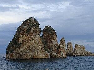 Italiano: Scopello (Castellammare del Golfo), ...