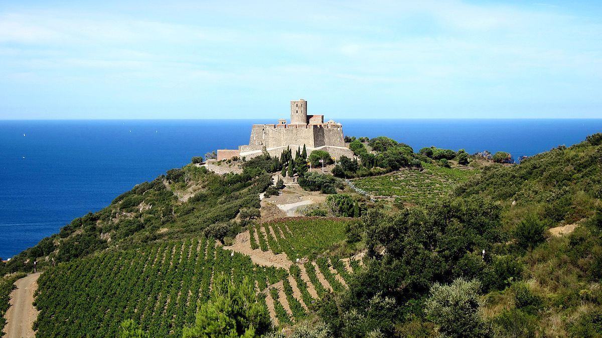 Fort Saint Elme France Wikipedia