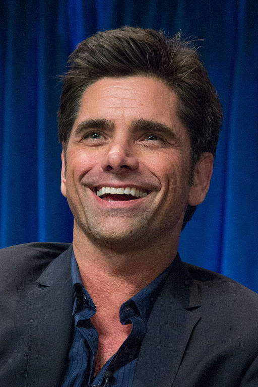 John Stamos at PaleyFest 2013