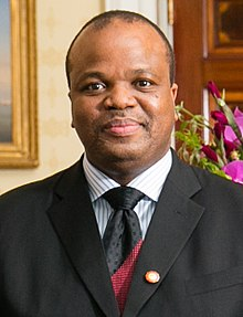 Image result for king mswati 111