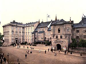Königsberg Castle Kaliningrad, Russia