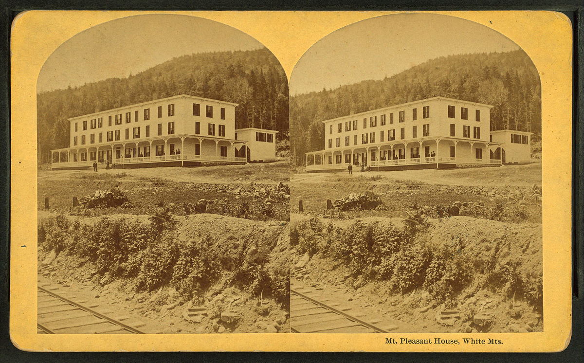 Mount Pleasant House New Hampshire Wikipedia