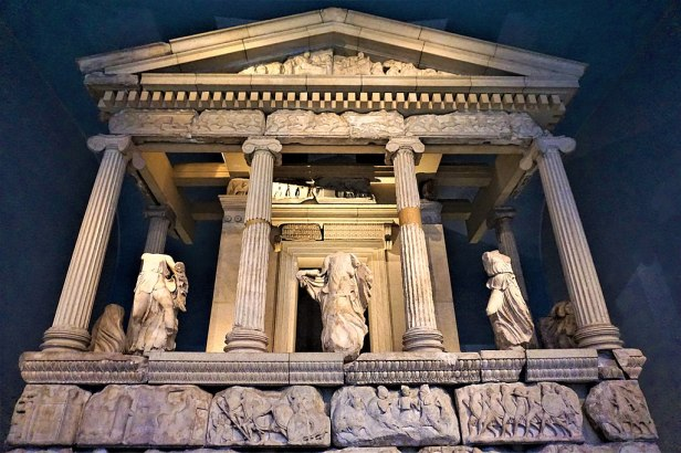 Nereid Monument - Joy of Museums 2