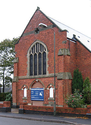 English: Newton - Methodist Chapel