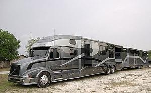 Powerhouse Coach - luxury motor coach based on...
