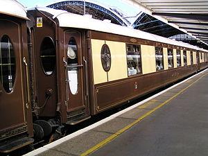 "Former 5Bel carriage, 284 ""Vera"" at ..."