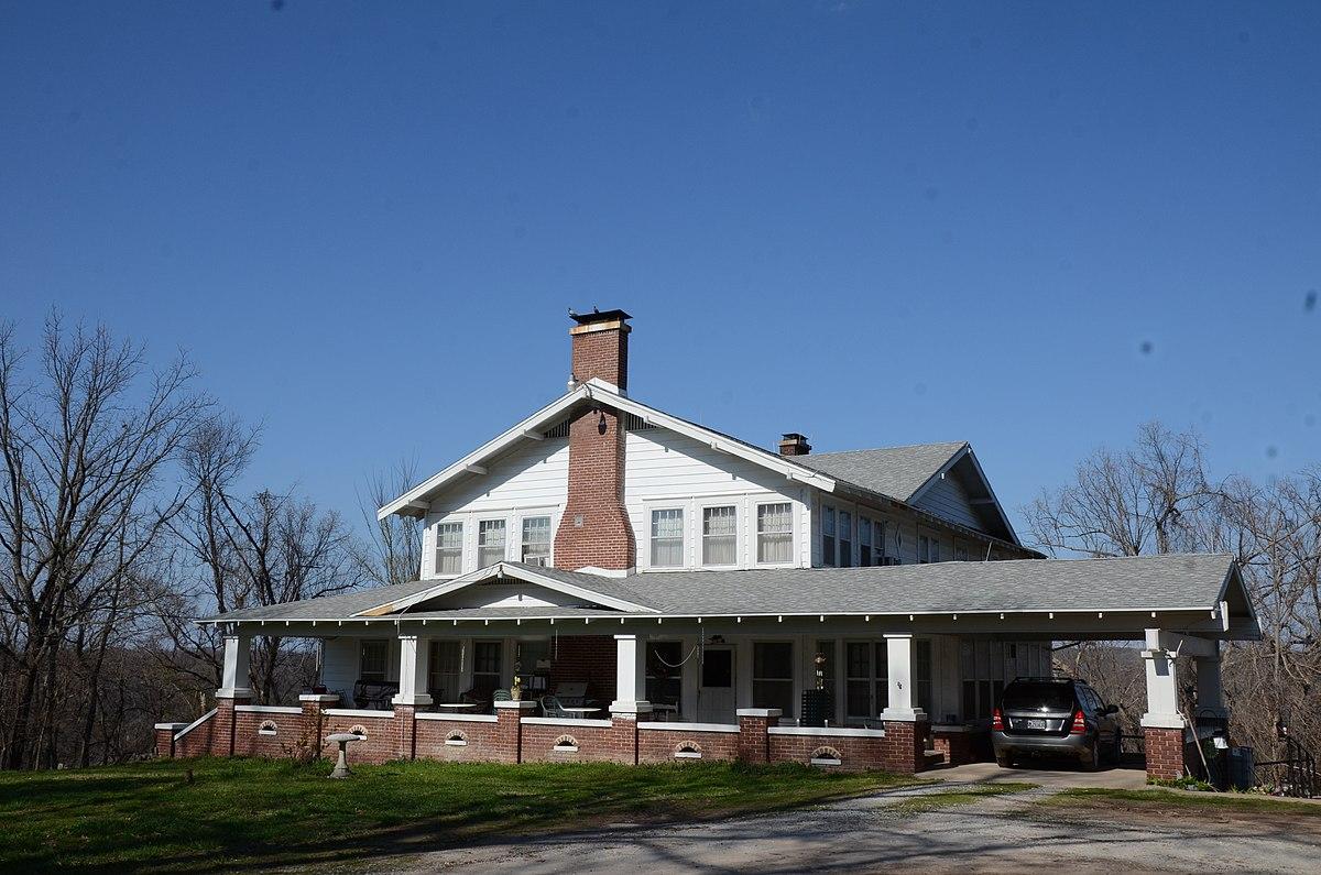 Shiloh House Sulphur Springs Arkansas Wikipedia