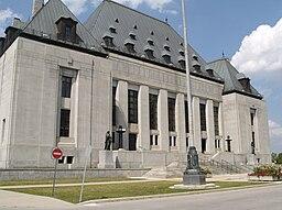 Supreme Court of Canada in Ottawa