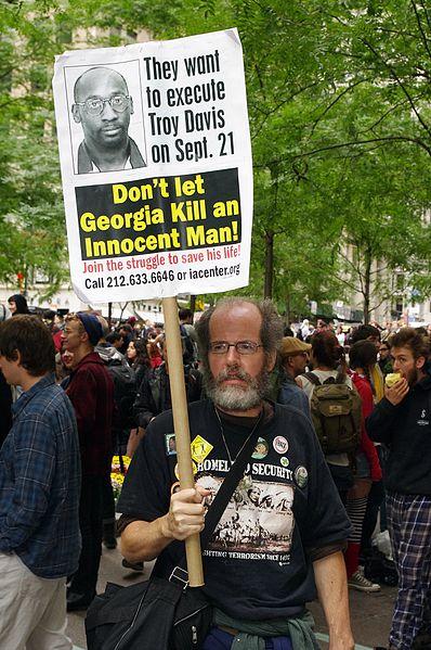 File:Troy Davis Execution Protest 2011 Shankbone.JPG