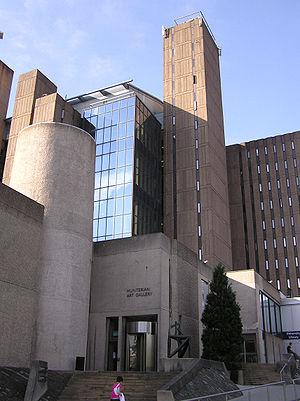 Wfm glasgow university library