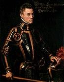 Full body portrait of William the Silent