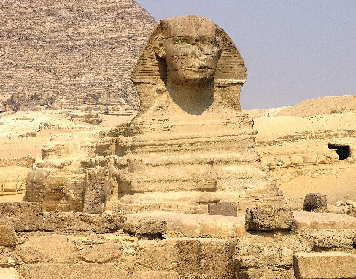 Sphinx De Gizeh Vikidia Lencyclopdie Des 8 13 Ans