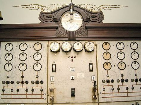 Heimbach - power plant 12 ies
