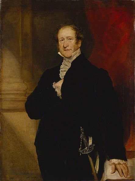 Sir John Campbell, Whig MP for Dudley 1832-1834