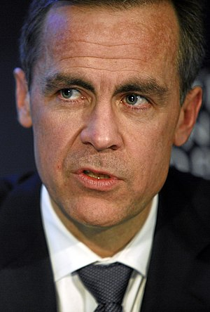 English: Mark Carney, Canadian banker