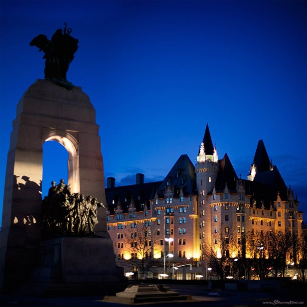 National War Memorial, Ottawa, ON