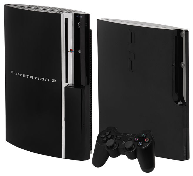 The original and slimline PlayStation 3