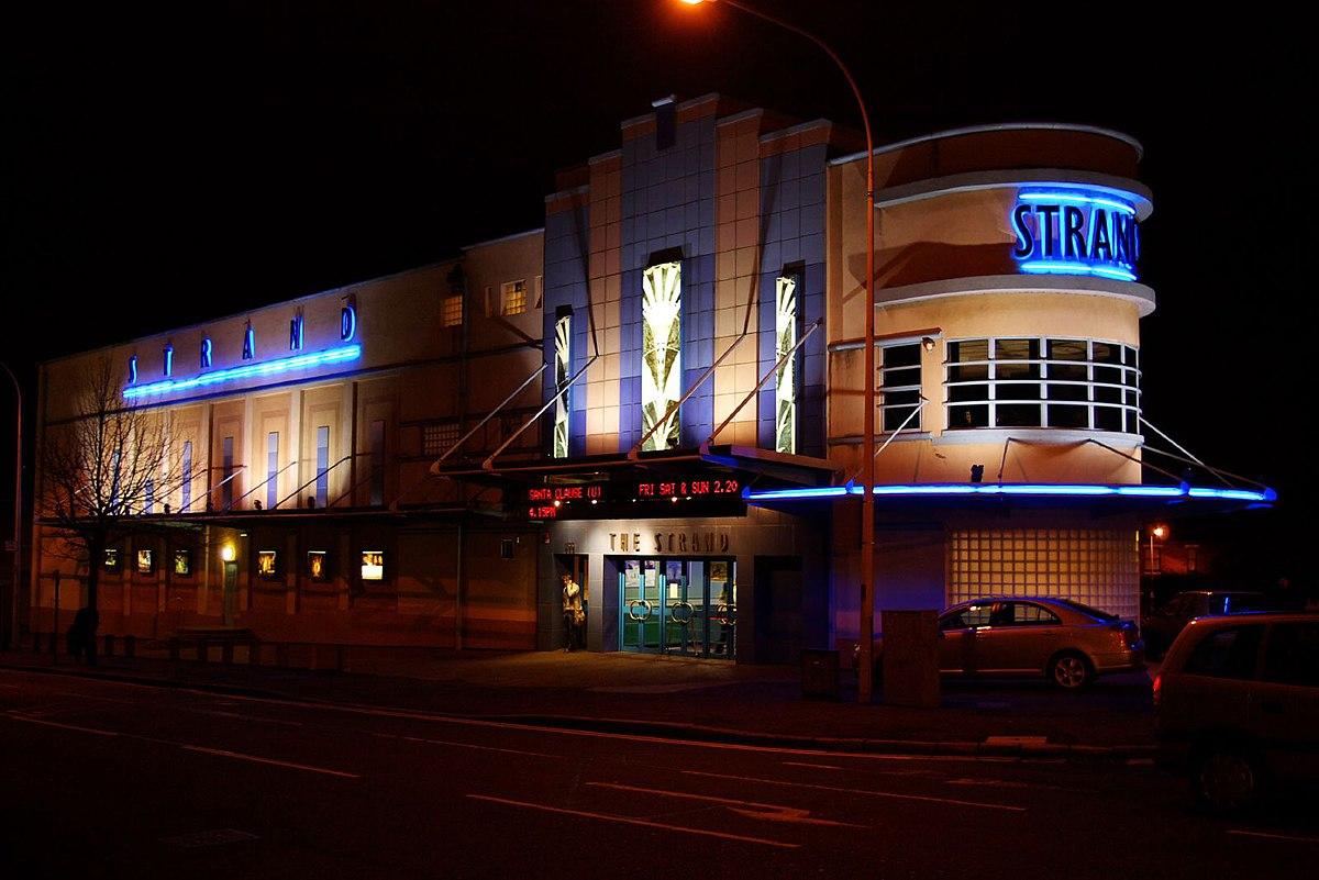 Strand Cinema Wikipedia
