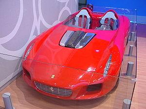 Studie Ferrari