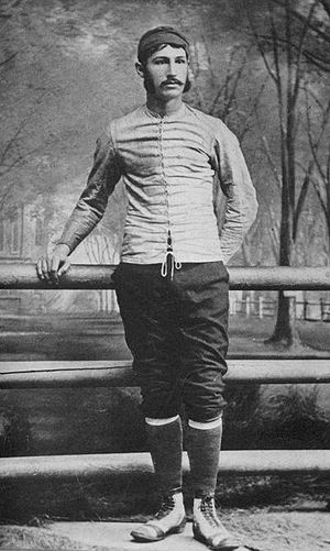"""Walter Camp, the """"Father of American Foot..."""