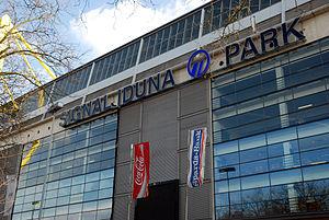 Westfalenstadion Dortmund (=Signal Iduna Park)...