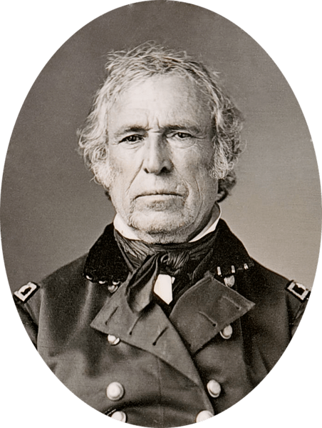 Zachary Taylor Old Rough And Ready Politicianscandal Com