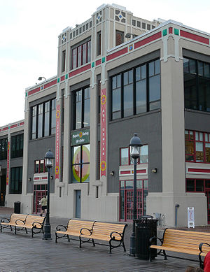 The Torpedo Factory Arts Center at Alexandria, Va
