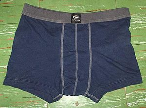 A male boxer brief