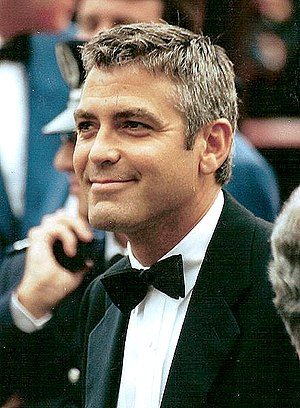 English: George Clooney, Cannes film festival