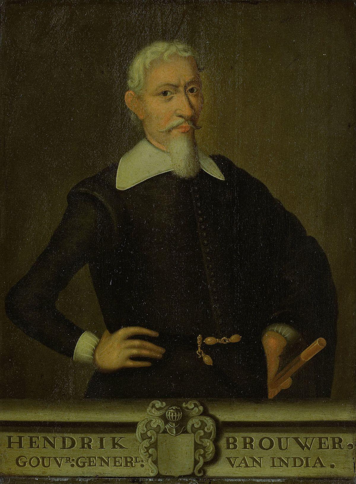 Hendrik Brouwer Wikipedia