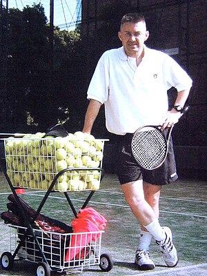 Sam Arnold - Touring Tennis Pro
