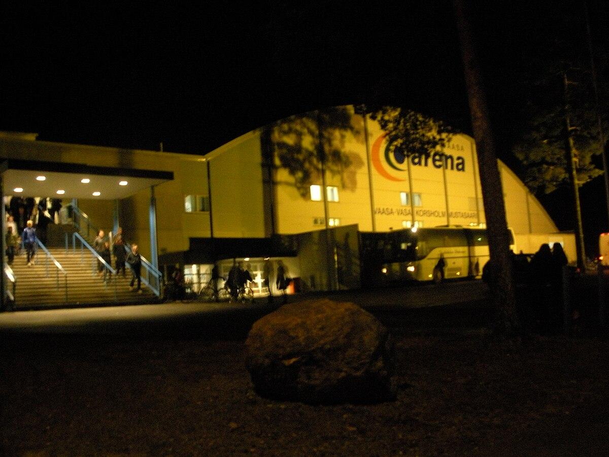 Vaasa Arena Wikipedia