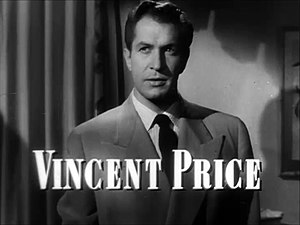 Cropped screenshot of Vincent Price from the t...