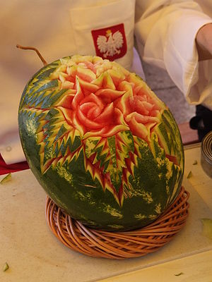 9414074173_bf54980cd0_m Fruit and Vegetable carving - Thailand