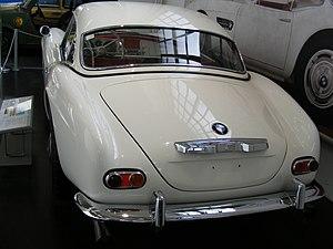 Deutsch: BMW 507 Gran Tourismo, Bj. 1959 — Exp...