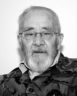 English: This image of author Alan Sillitoe wa...