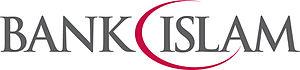 English: Bank Islam Logo