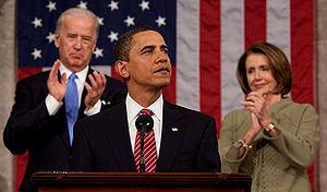 Biden, Obama and Pelosi.