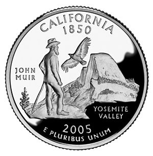 California Condor on the 2005 California State...