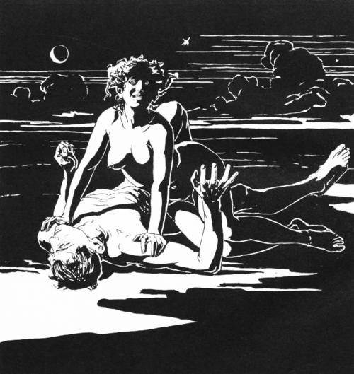 Ernst Stöhr, Vampir, 1899
