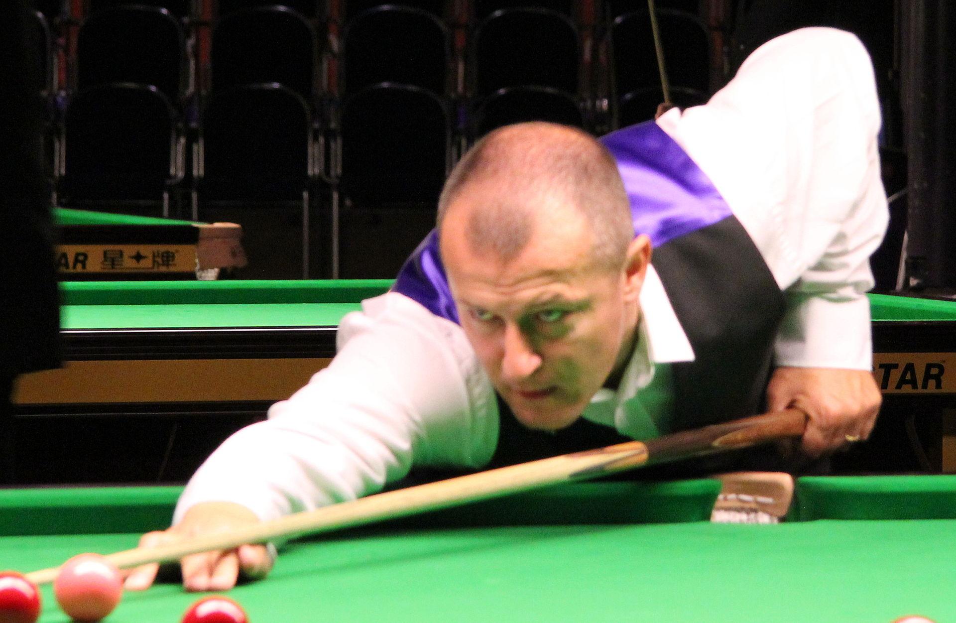 Ian McCulloch Snooker Player Wikipedia