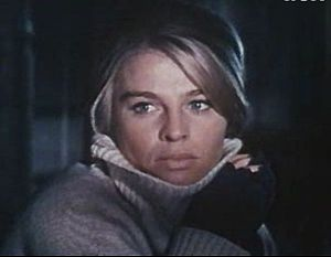 Cropped screenshot of Julie Christie from the ...
