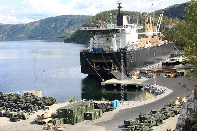 MCPP-N Modernization in Norway 140813-M-PK171-390