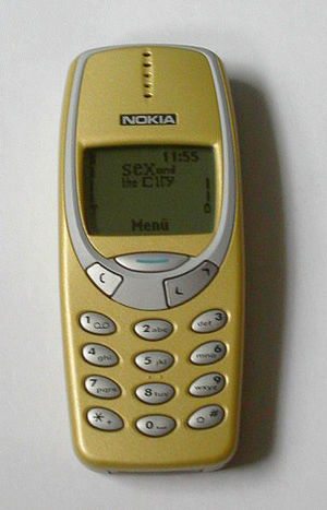 Deutsch: Nokia 3310 Sahara Gelb (Eisleben, 25....