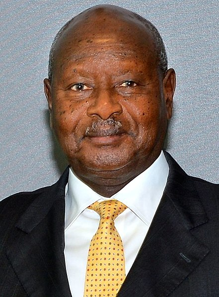 Ugandan President Completes 195 Km Walk In Honour Of Liberation Fighters