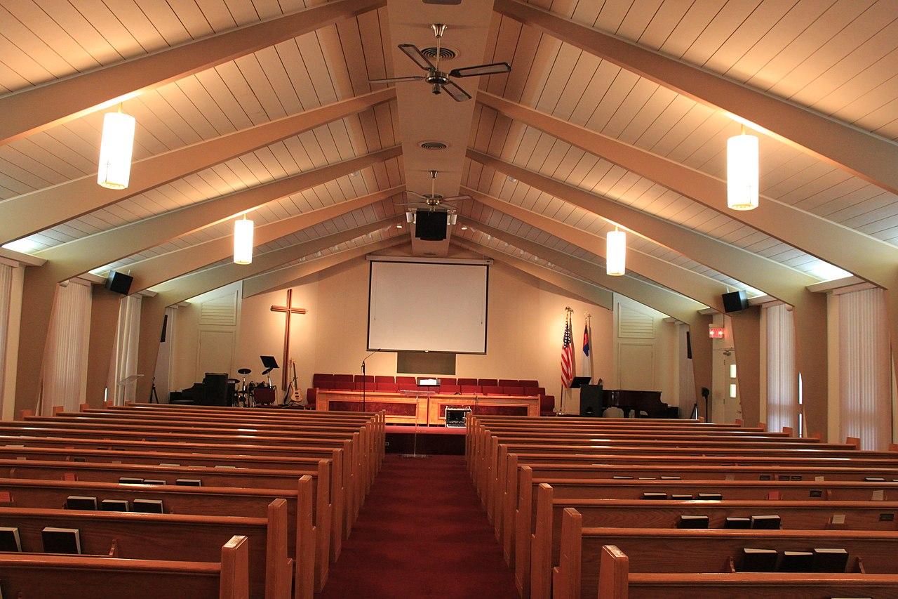 File Bethany Bible Church Sanctuary 810 East Huron River