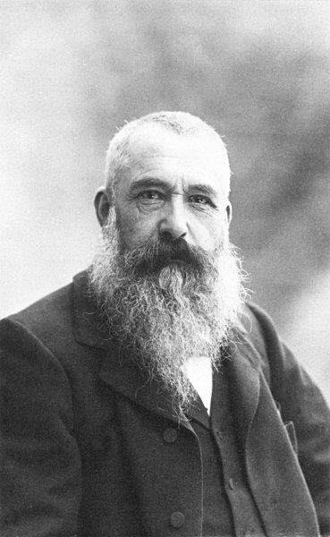 Claude Monet (1/2)