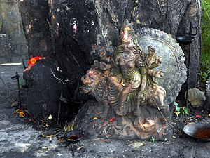 Durga, Baijnath, Uttarakhand.